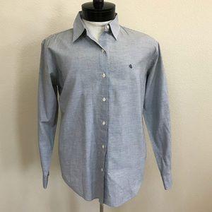 Women's Ralph Lauren button down shirt - size 12